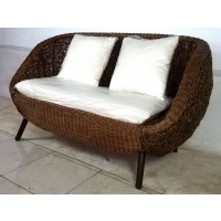 Indonesia furniture manufacturer and wholesaler Stress Sofa 2 Seater