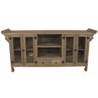 Indonesia furniture manufacturer and wholesaler China Sideboard 190 Glass