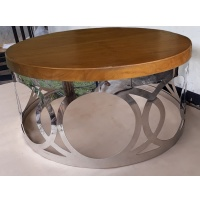 Indonesia furniture manufacturer and wholesaler Circle Table