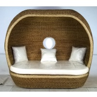 Indonesia furniture manufacturer and wholesaler Eggs 2 Seater