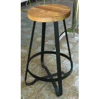Indonesia furniture manufacturer and wholesaler Plate Barstool