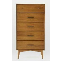 Indonesia furniture manufacturer and wholesaler Retro Chest 5 Drawer