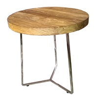 Indonesia furniture manufacturer and wholesaler Stool 3 Strips